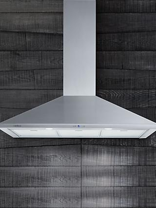 Elica Tamaya HP 90 Chimney Cooker Hood, Stainless Steel