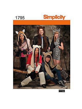 87bd6ecf59fbe Sewing Patterns | Simplicity & Vogue Patterns | John Lewis & Partners