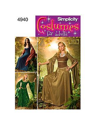 39939bb41d13 Simplicity Costume Dressmaking Leaflet