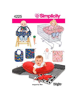 Simplicity Craft Sewing Pattern, 4225