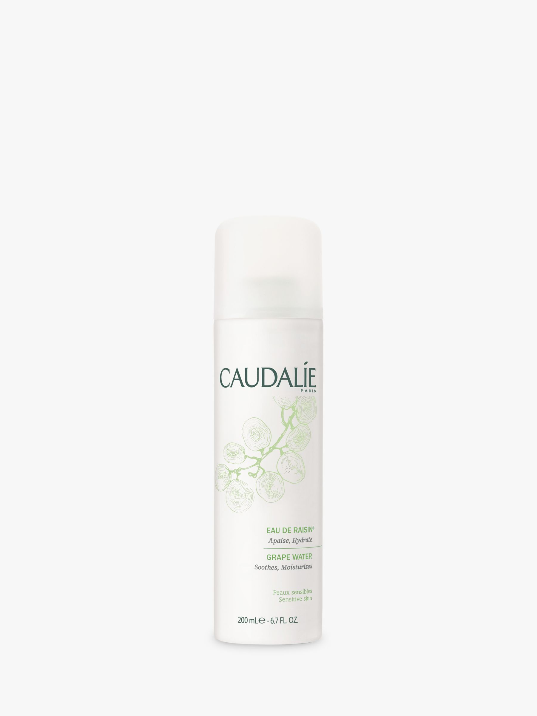 Caudalie Caudalie Organic Grape Water Mist, 200ml
