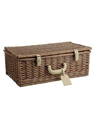 Buy John Lewis 150 Years Filled Picnic Hamper, 4 Person Online at johnlewis.com