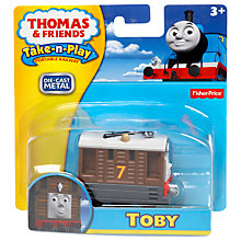 Buy Fisher-Price Thomas & Friends Take-n-Play Engine, Assorted Online at johnlewis.com
