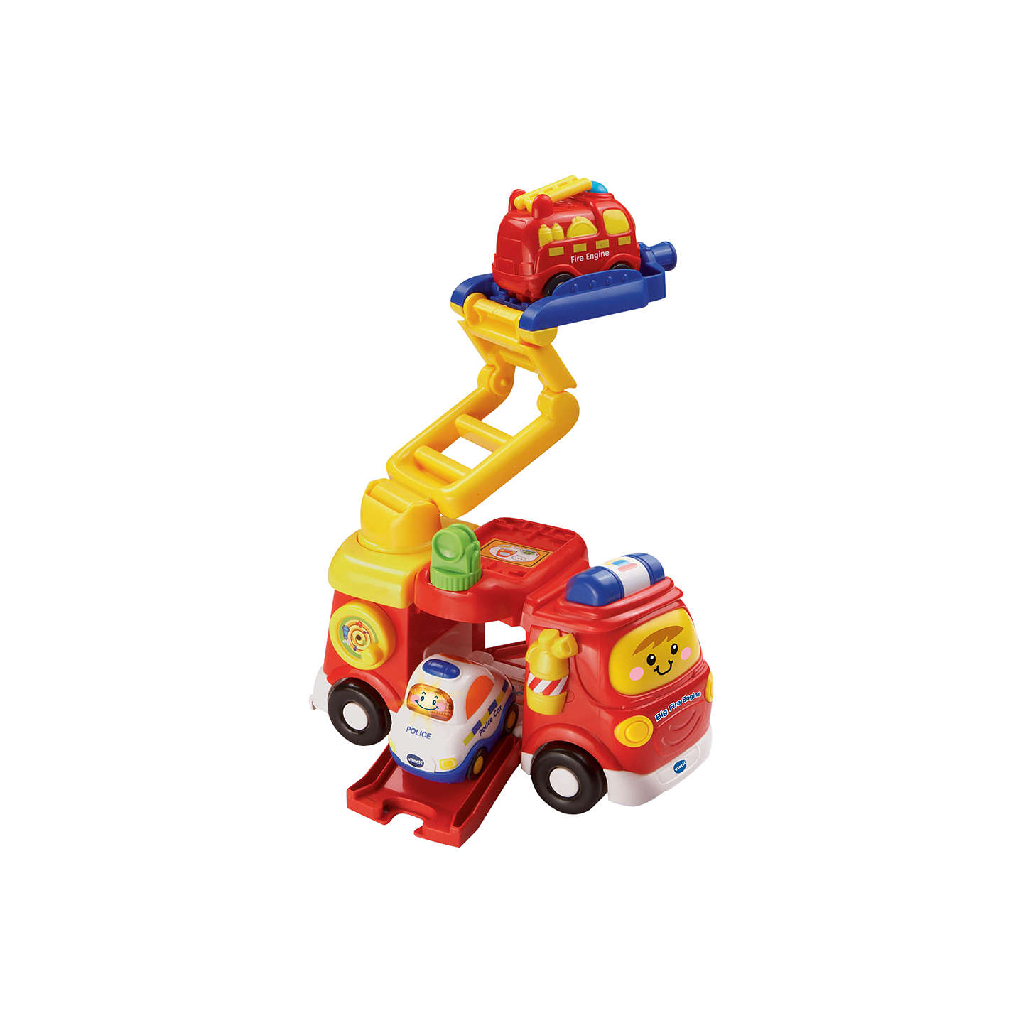 BuyVTech Toot-Toot Drivers Big Fire Engine Online at johnlewis.com