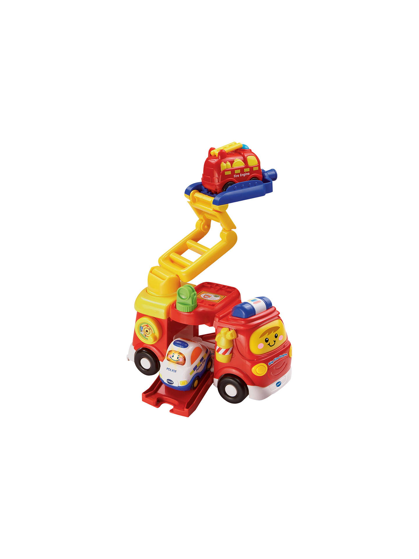 Buy VTech Toot Drivers Big Fire Engine Online At Johnlewis