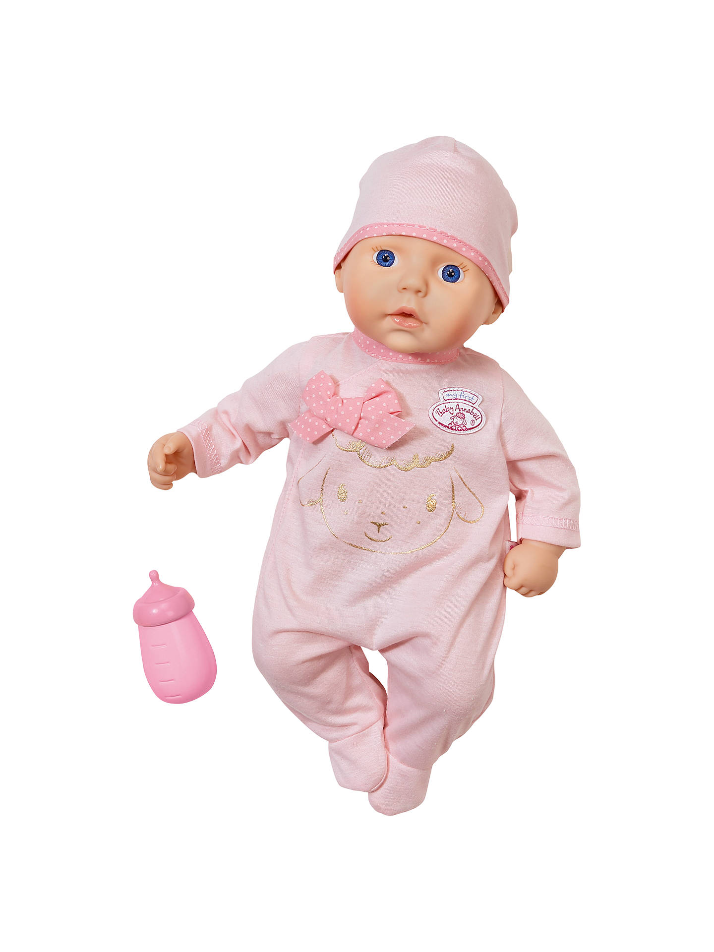 My First Baby Annabell Doll at John Lewis & Partners