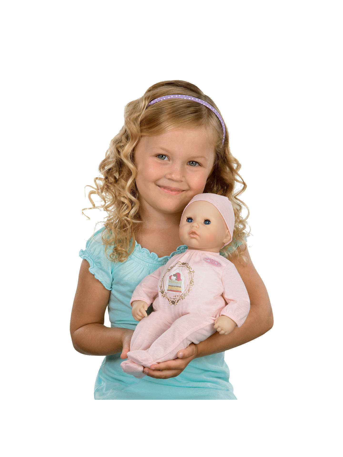 My First Baby Annabell Doll At John Lewis Amp Partners