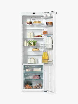 Miele K37272iD Tall Integrated Larder Fridge, A++ Energy Rating, 56-57cm Wide