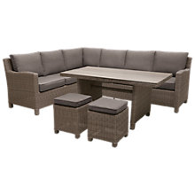 Buy KETTLER Palma Corner Garden Lounge Set Online at johnlewis.com