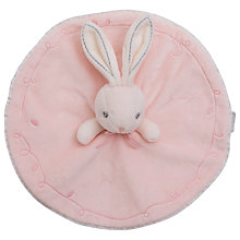 Buy Kaloo Perle Rabbit Doudou, Pink Online at johnlewis.com