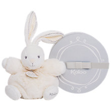 Buy Kaloo Perle Small Chubby Rabbit, Cream Online at johnlewis.com