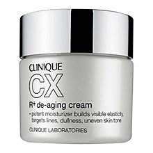 Buy Clinique CX R+ De-Aging Cream, 75ml Online at johnlewis.com