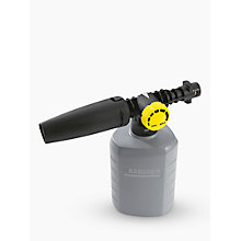 Buy Kärcher Pressure Washer Foam Jet Nozzle, 0.6 L Online at johnlewis.com