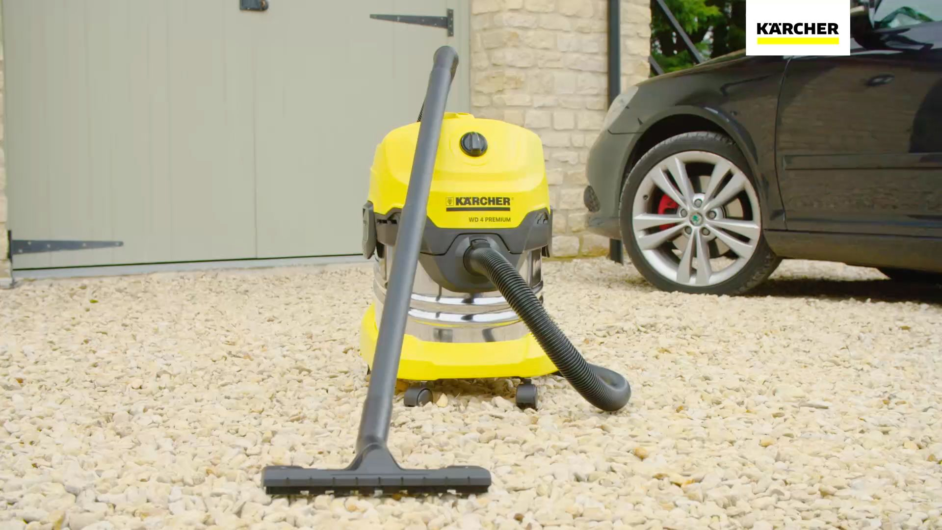 Krcher Wd4 Premium Wet And Dry Vacuum Cleaner At John Lewis Partners Karcher Wd 2
