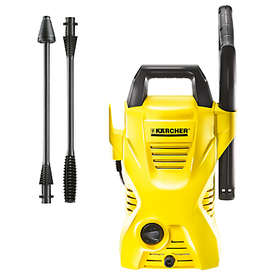 Product photo of K rcher k2 compact pressure washer