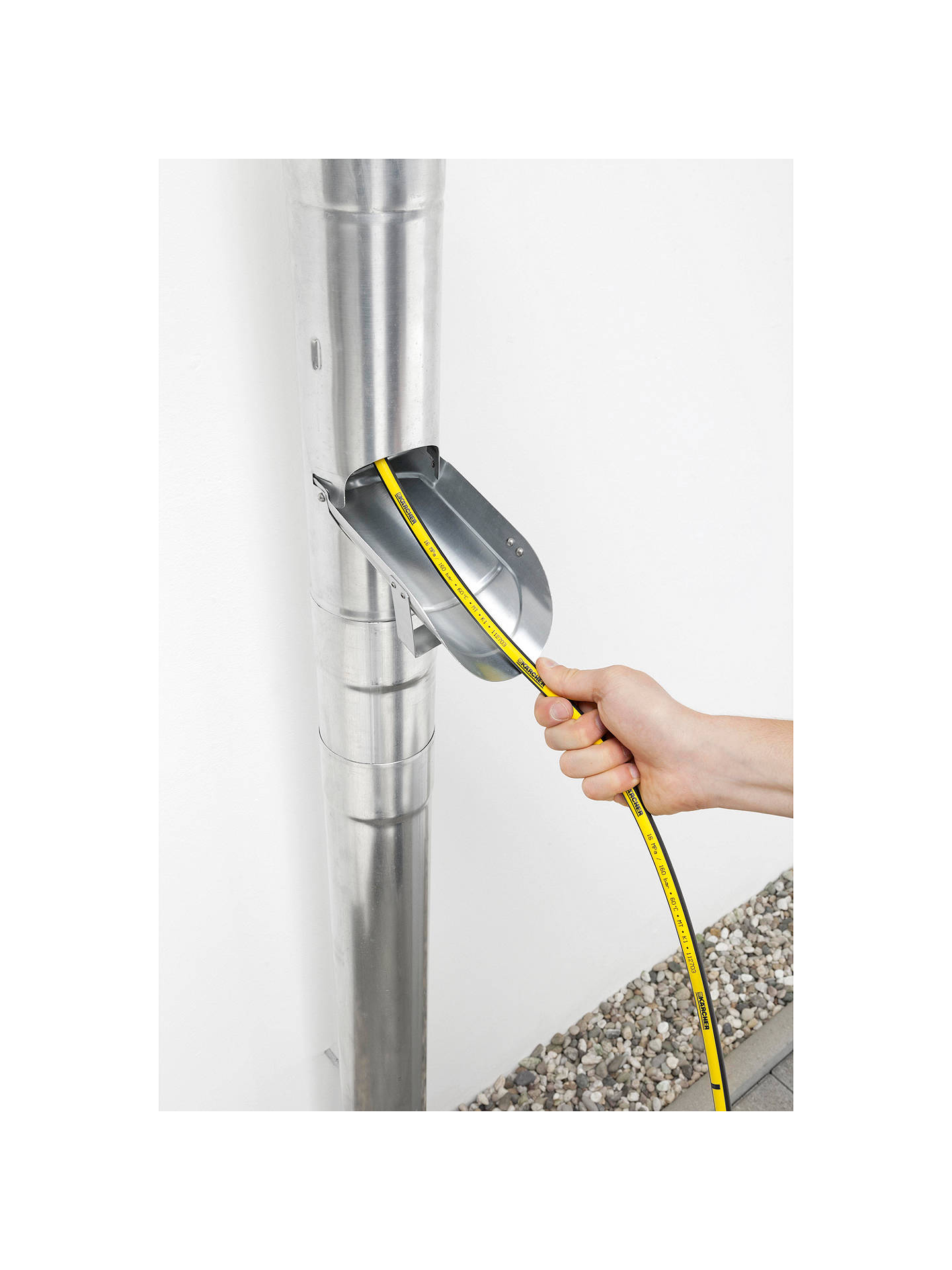 Buy Kärcher 7.5m Pipe and Drain Cleaning Kit Online at johnlewis.com