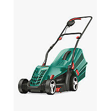 Buy Bosch Rotak 34 R Rotary Hand-Propelled Electric Lawnmower Online at johnlewis.com