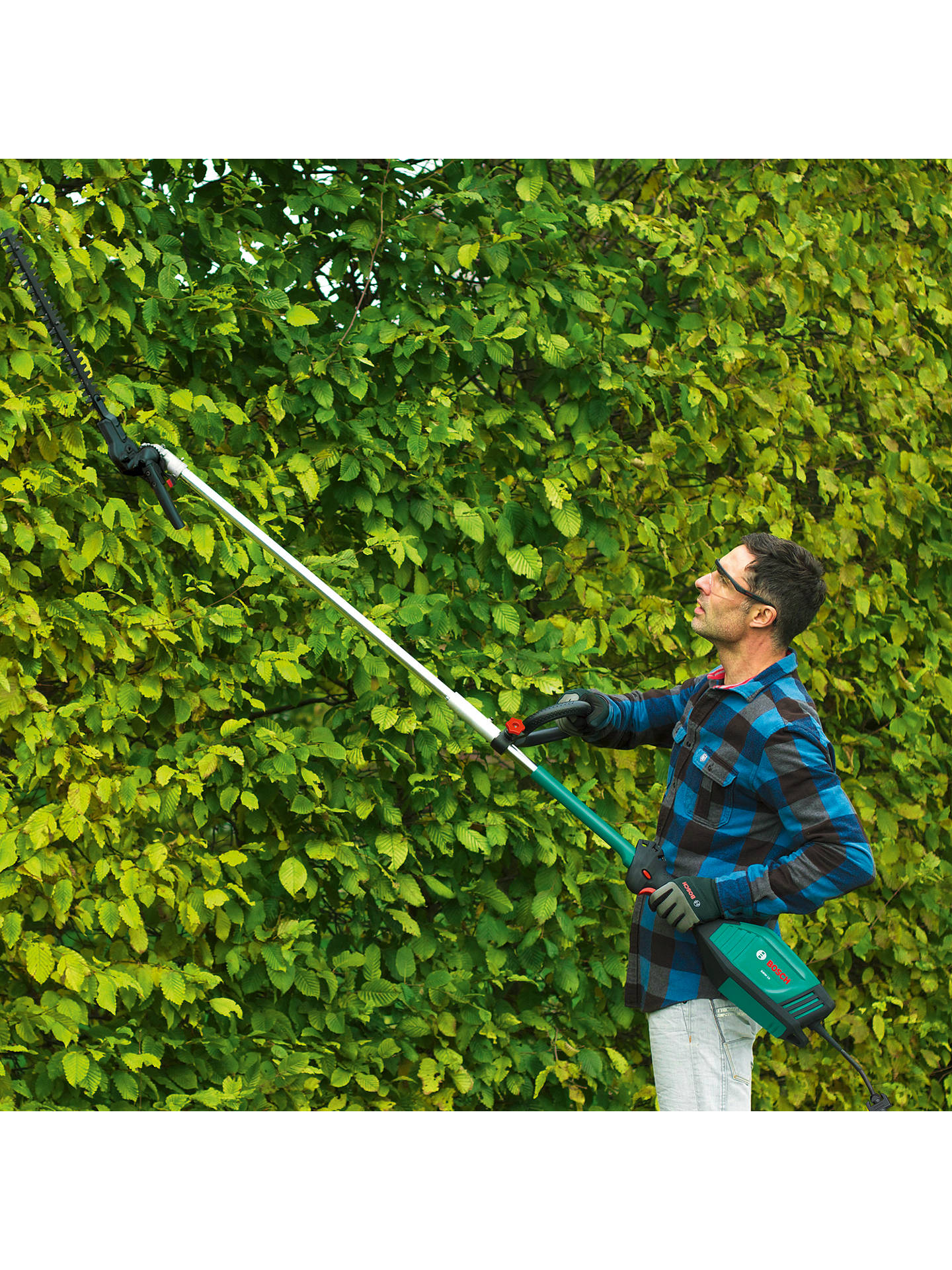 Buy Bosch AMW 10 HS Hedge Cutter Online at johnlewis.com