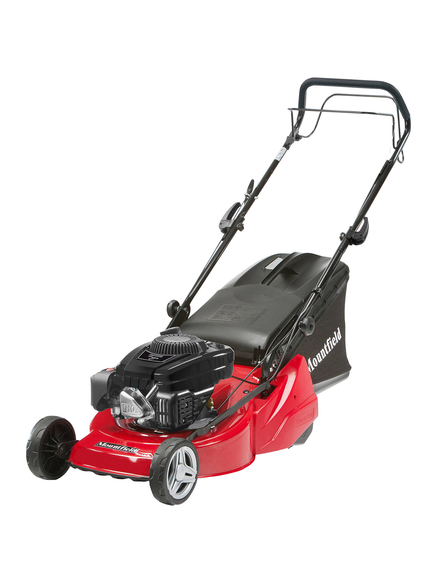 BuyMountfield S421R PD 41cm Self-Propelled Petrol Lawnmower Online at johnlewis.com