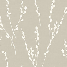 Buy John Lewis Croft Collection Catkin Wallpaper Online at johnlewis.com