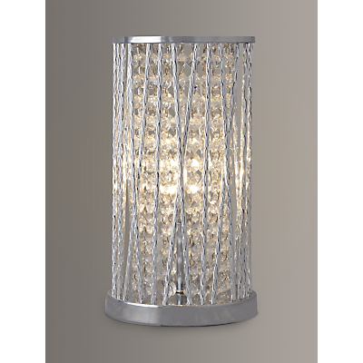 John lewis emilia crystal table lamp clear £80 00 bluewater