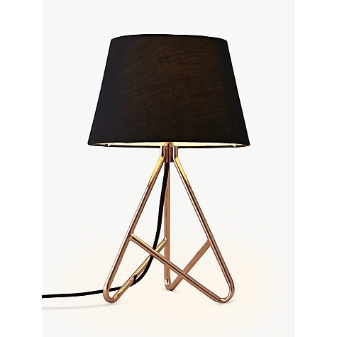 Buy John Lewis Albus Twisted Table Lamp