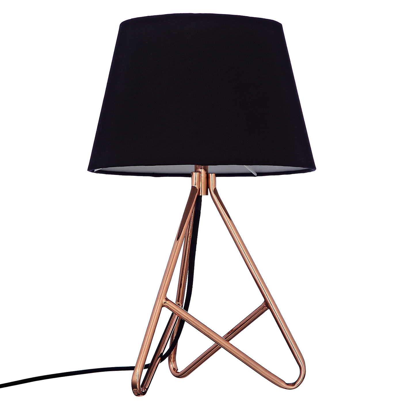 Buy john lewis albus twisted table lamp john lewis buy john lewis albus twisted table lamp online at johnlewis mozeypictures Gallery
