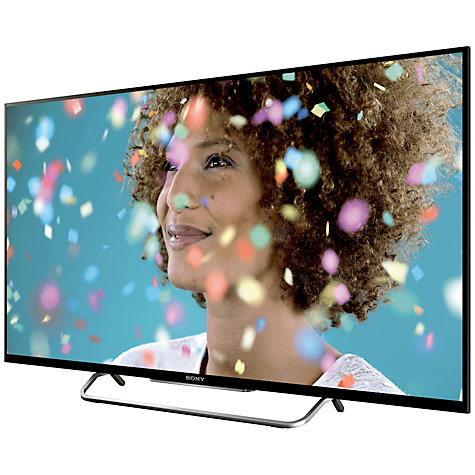 "Buy Sony Bravia KDL32W7 LED HD 1080p Smart TV, 32"" with Freeview HD Online at johnlewis.com"