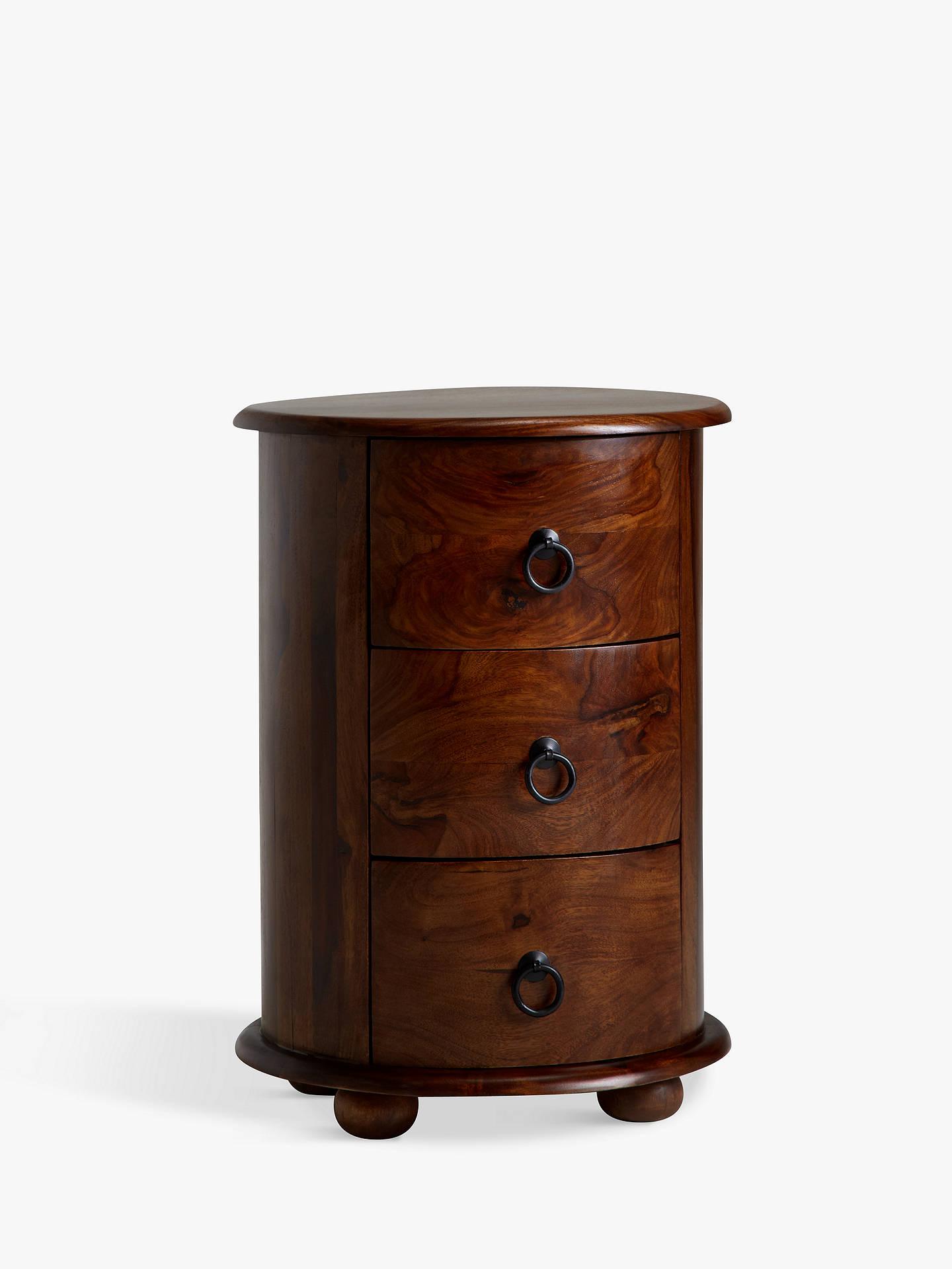 cfc338aa263 ... Buy John Lewis   Partners Maharani Drum Side Table Online at johnlewis.  ...