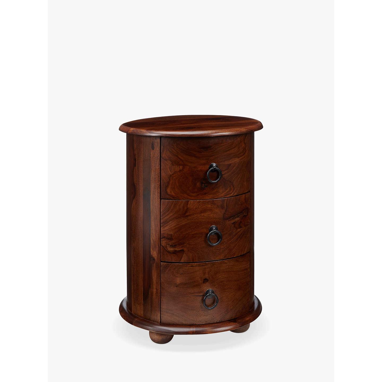 john lewis maharani drum side table at john lewis. Black Bedroom Furniture Sets. Home Design Ideas