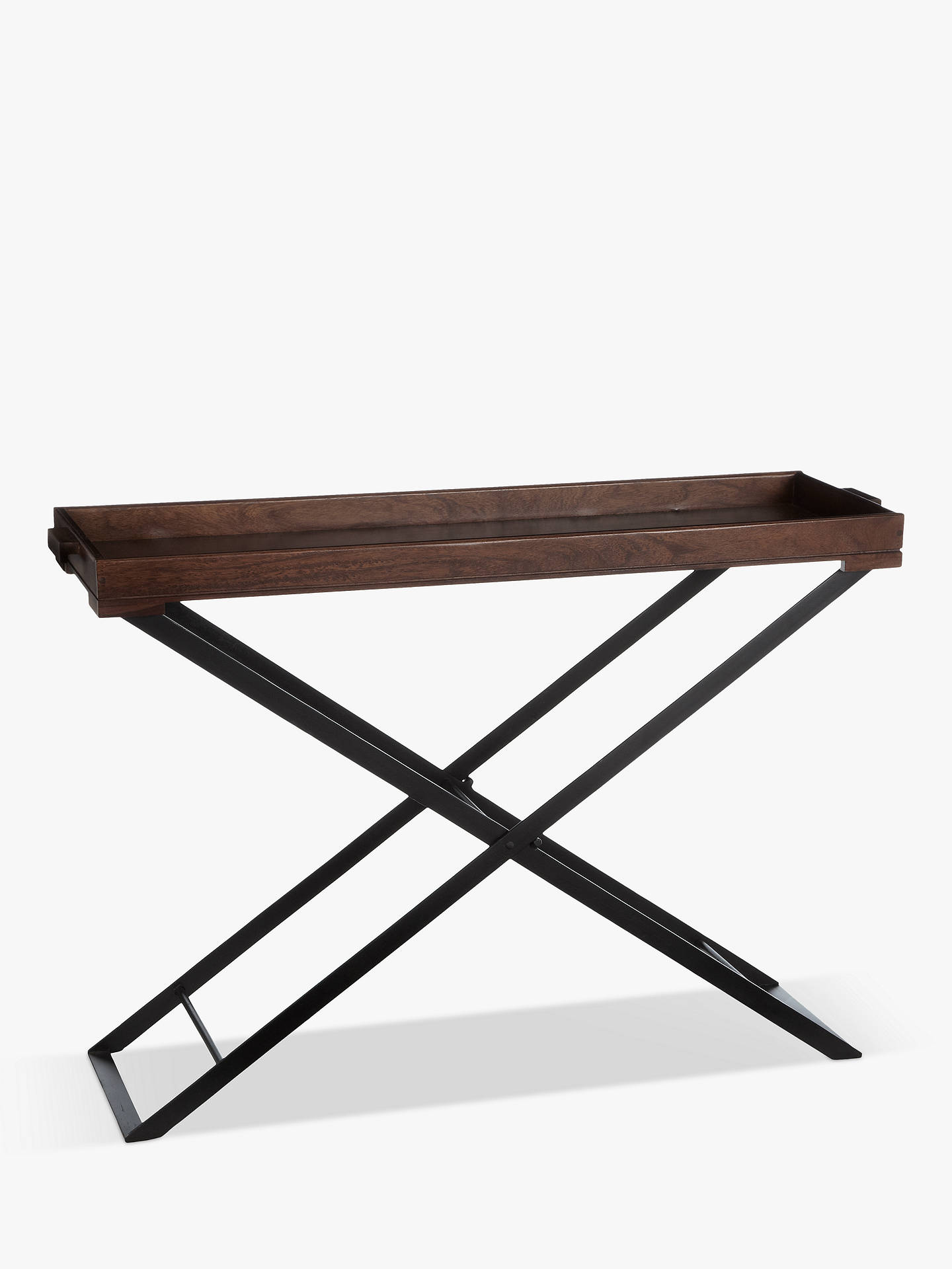 BuyJohn Lewis & Partners Maharani Butler's Console Table Online at johnlewis.com