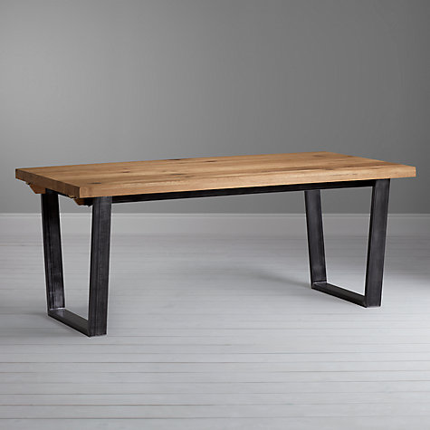 Buy John Lewis Calia 190 290cm Extending Dining Table Online At Johnlewis