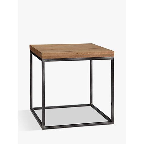 buy john lewis calia side table john lewis. Black Bedroom Furniture Sets. Home Design Ideas