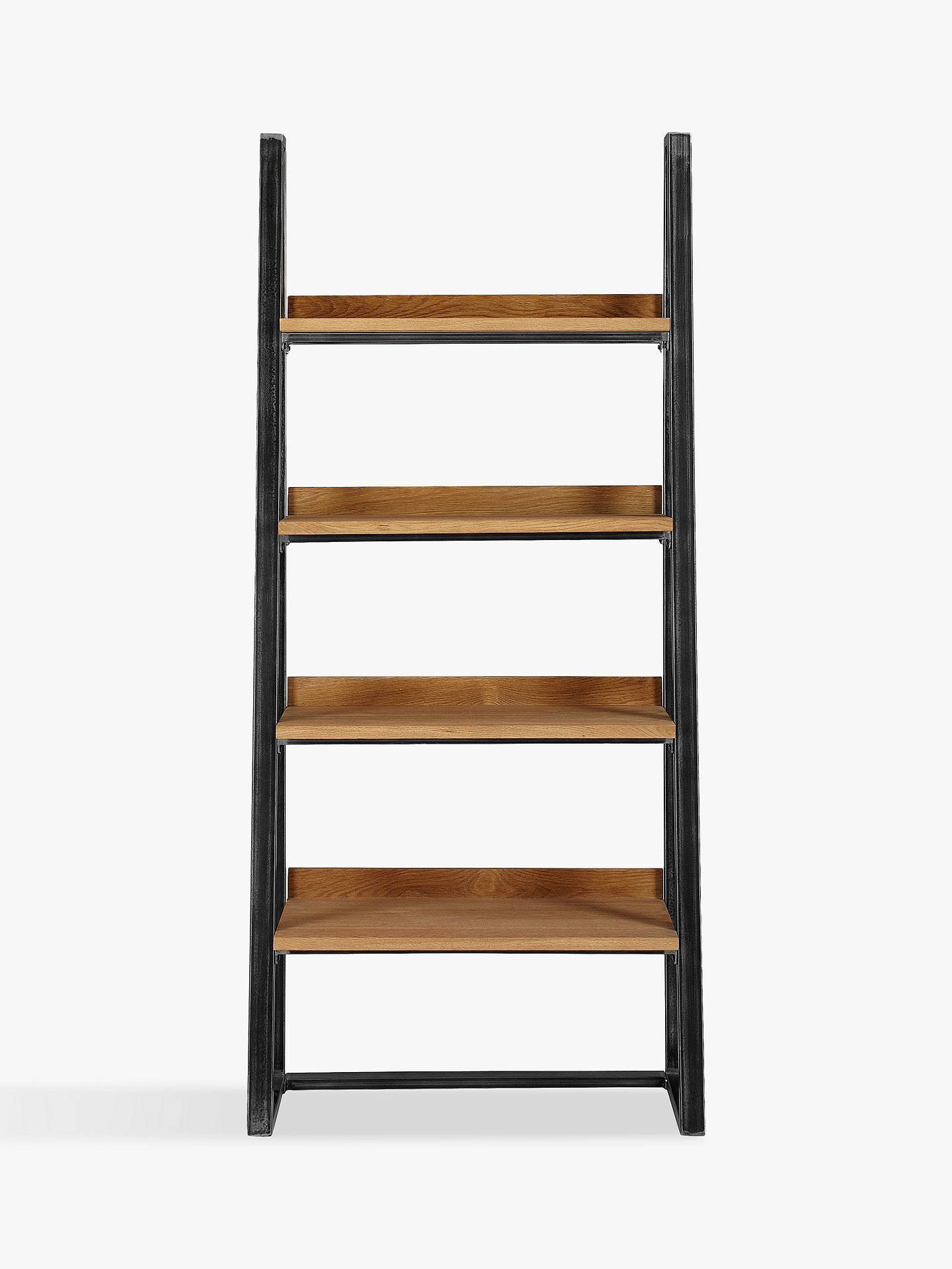 free shipping 20558 aa2fd John Lewis & Partners Calia Bookshelf, Oak