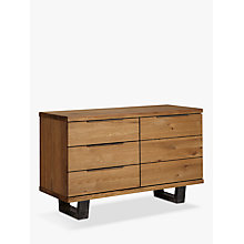 Buy John Lewis Calia Small Sideboard Online at johnlewis.com