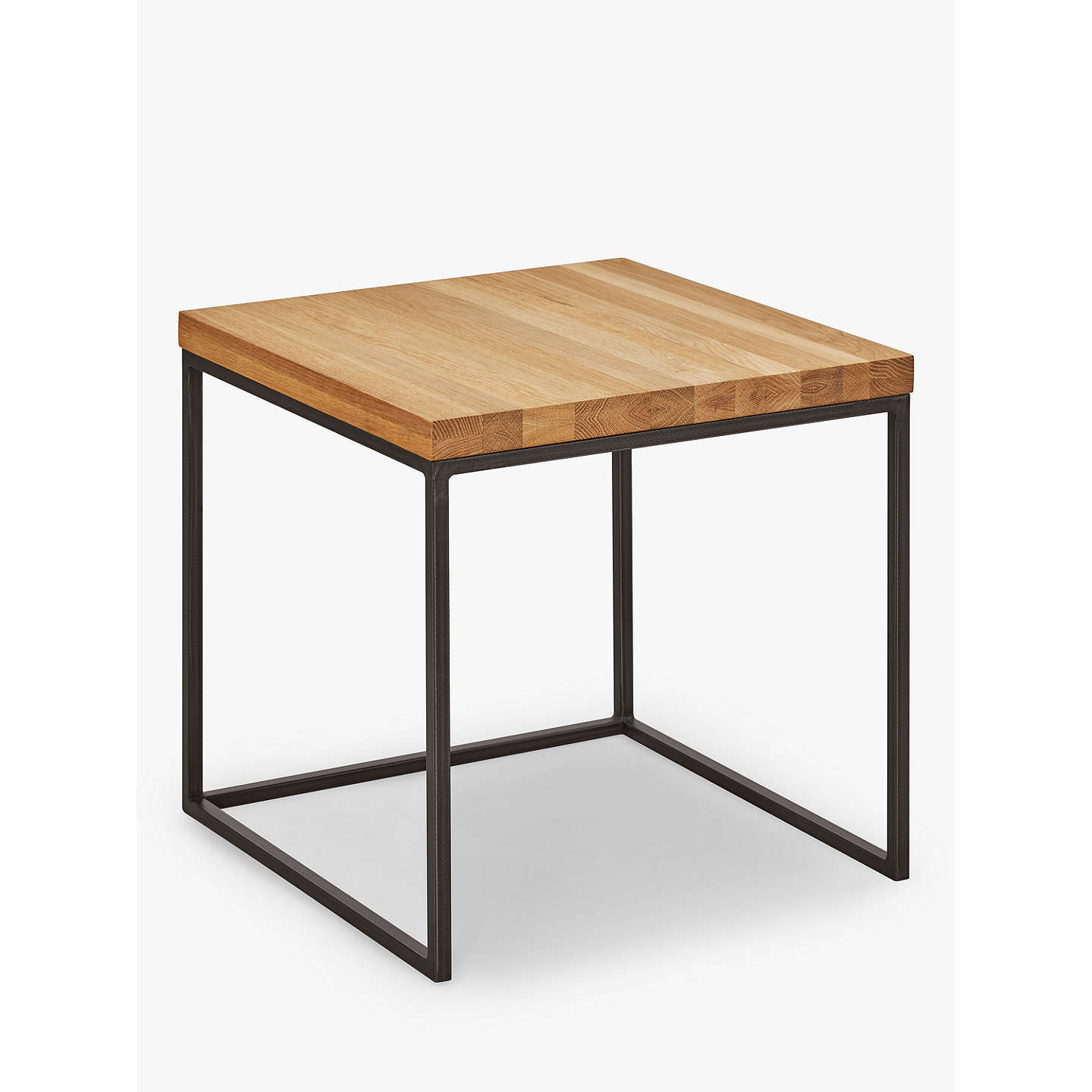 BuyJohn Lewis Calia Nest Of 3 Tables, Oak Online At Johnlewis.com ...