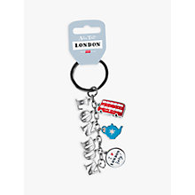 Buy Alice Tait Charm Keyring Online at johnlewis.com