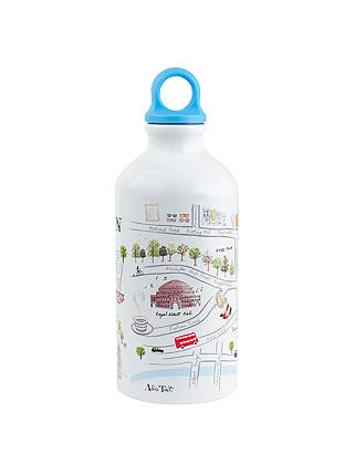 Buy Alice Tait Map Water Bottle, 500ml, Multi Online at johnlewis.com