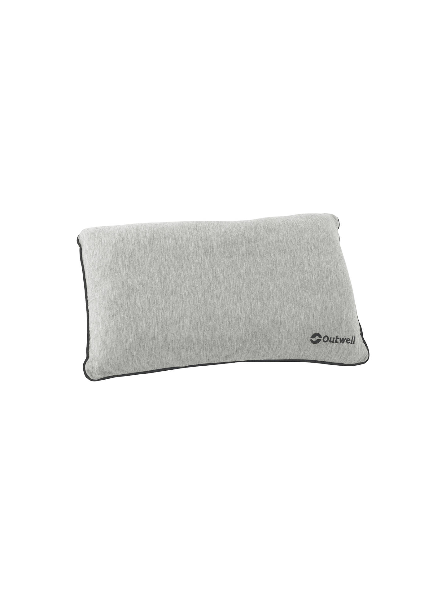 BuyOutwell Memory Pillow, Grey Online at johnlewis.com