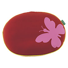 Buy Outwell Butterfly Girl Pillow, Red Online at johnlewis.com