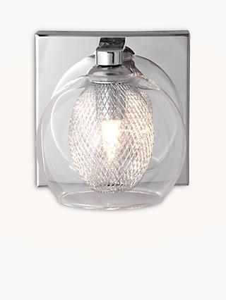 3521d896f0e1 John Lewis & Partners Knightley Mesh Net Wall Light