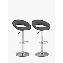 Buy John Lewis Oliver Bar Stools, Set of 2 Online at johnlewis.com