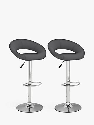 John Lewis & Partners Oliver Bar Stools, Set of 2