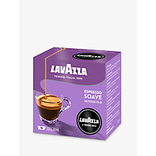 Buy Lavazza Soave A Modo Mio Espresso Capsules, Pack of 16 Online at johnlewis.com