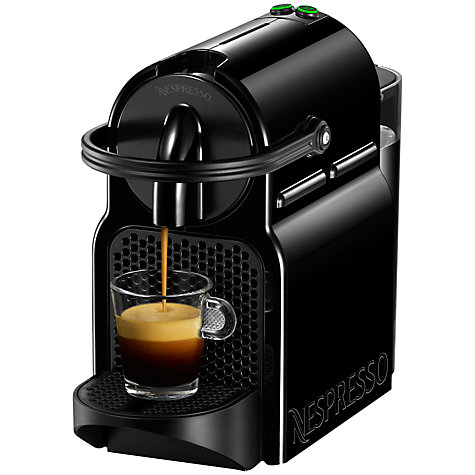 buy nespresso inissia coffee machine by magimix lewis
