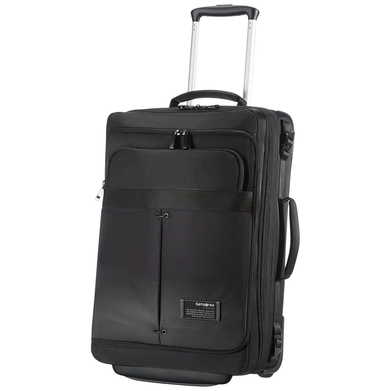 Samsonite City Vibe 2 Wheel 55cm Laptop Cabin Suitcase At
