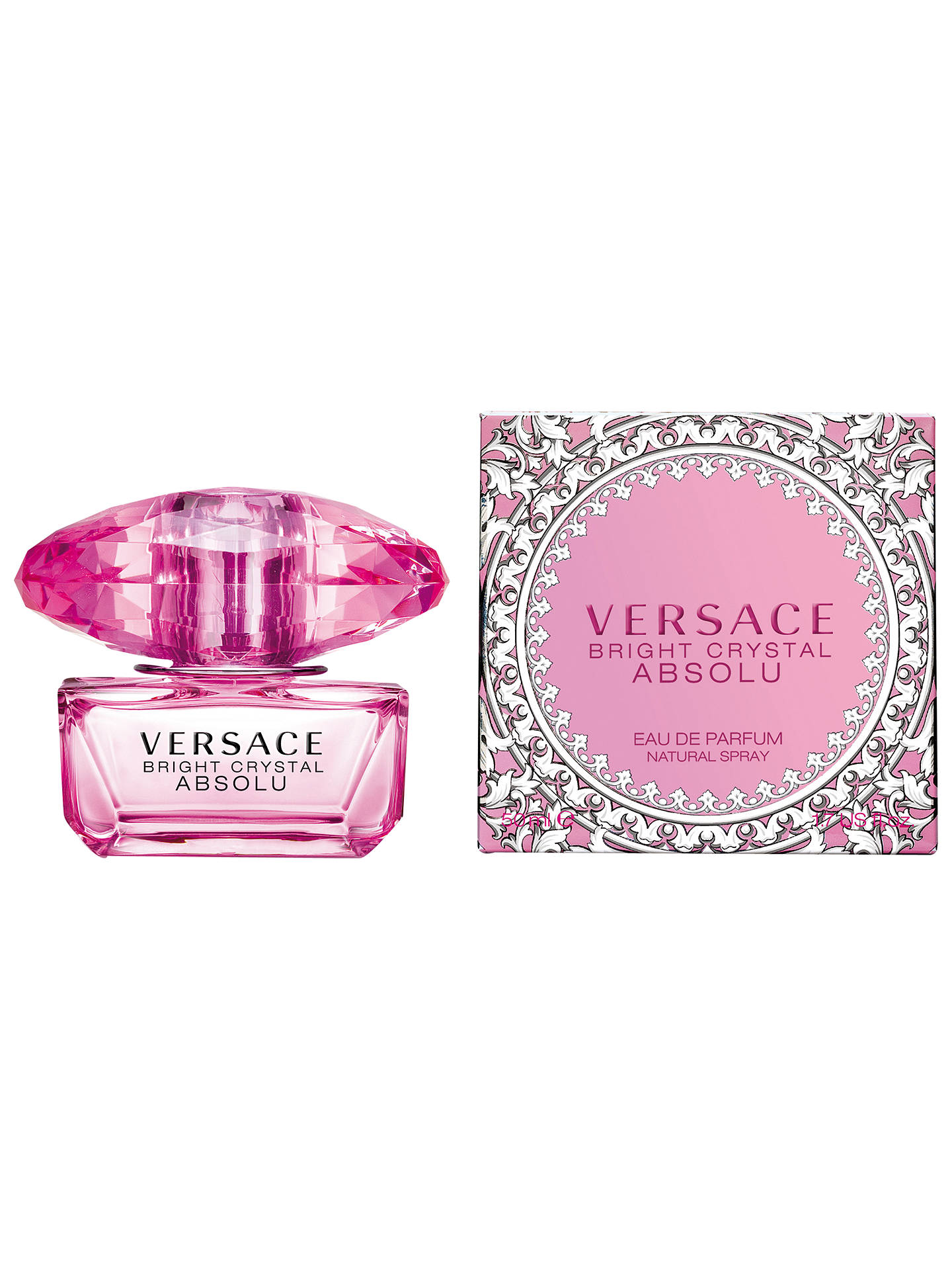 c6388ea51804 Versace Bright Crystal Absolu Eau de Parfum at John Lewis   Partners