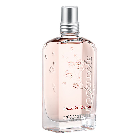 Buy L'Occitane Cherry Blossom Eau de Toilette, 75ml Online at johnlewis.com