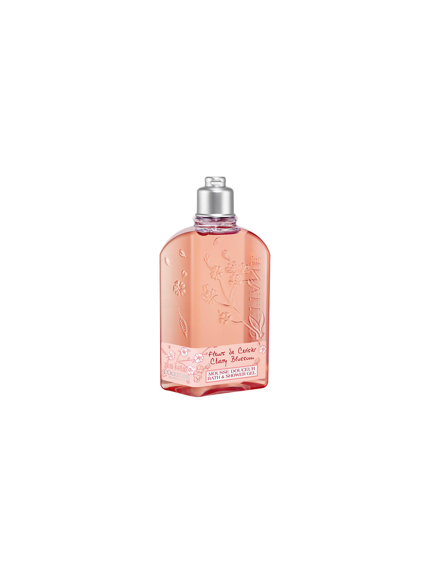 BuyLOccitane Cherry Blossom Shower Gel 250ml Online At Johnlewis