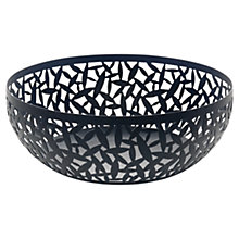 Buy Alessi 'Cactus!' Fruit Bowl, Black Online at johnlewis.com